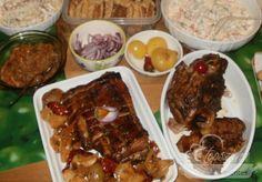 Szilveszteri malacsült Food And Drink, Beef, Chicken, Ox, Ground Beef, Steak