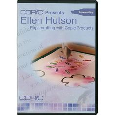 Papercrafting With Copic Products DVD