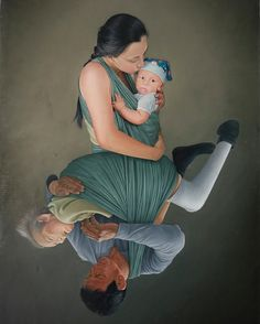 Best example of selfless love. A Mother and her Baby. Pictures With Deep Meaning, Selfless Love, Meaningful Pictures, Circle Of Life, Mother And Child, Life Lessons, Decir No, Oil On Canvas, Cool Pictures
