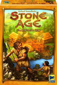 Hans im Glück 48183 - Stone Age, Strategiespiel: Amazon.de: Spielzeug