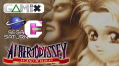 Albert Odyssey (Sega Saturn)   CFX