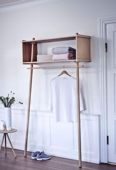 Tøjstativ/garderobestativ