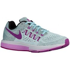 official photos 8929e acaf3 Nike Zoom Vomero 10 - Women s - Running - Shoes - Copa Black Fuchsia Glow Vivid  Purple-sku 17441405