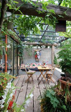 idee deco petit jardin comment aménager sa terrasse