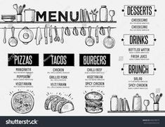 stock-vector-cafe-menu-food-placemat-brochure-restaurant-template-design-creative-vintage-brunch-flyer-with-494278573.jpg 1,500×1,158 pixels