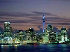 Auckland@night