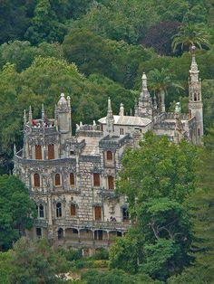 Palazzo di Sintra Portogallo