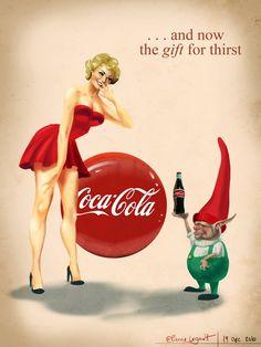 coca cola vintage