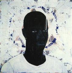 """Black Johnny"" by Kerry James Marshall"