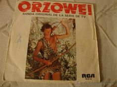 DISCO SINGLE BANDA SONORA SERIE TV ORZOWEI