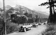 The Banff Springs Hotel turns 125 - Alberta Venture Canadian Pacific Railway, Canadian Rockies, Yoho National Park, National Parks, Banff Springs, Parks Canada, Canadian History, Alberta Canada, Canada Travel