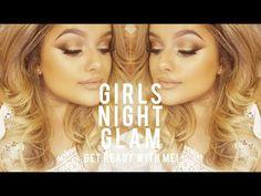 Rachel Leary, Eye Makeup, Hair Makeup, Beauty And The Best, Beauty Hacks, Beauty Tips, Makeup Inspo, Girls Night, Makeup Looks