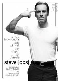 Steve Jobs Movie was so overrated. The script was filled with computer babble and the watcher was suppose to make sense of it all. Kate Winslet was great and Seth Rogan, Micheal Fassbender did a good job too. 5 out of 10.