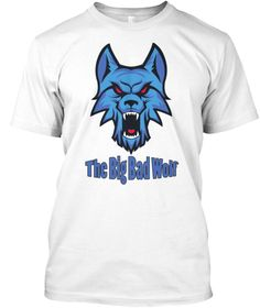 Teen Wolf Movie SILVER HALFTONE 1-Sided Sublimated Big Print Poly Cotton T-Shirt