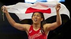 GloriousclickMedia: Rio 2016 Olympics: Dominant Japanese wrestling duo...