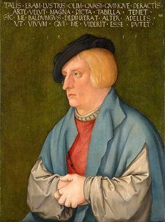 https://flic.kr/p/Q32MDt | Portrait of a Young Man | 1515. Oil on panel. 63,8 x 47,5 cm. Kunsthistorisches Museum Wien, Gemäldegalerie, Vienna. 864.