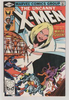 Uncanny X-Men V1 131.  VF.  March 1980 Marvel by RubbersuitStudios #xmen #darkphoenixsaga #comicbooks