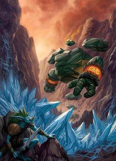 Earth Elemental - Hearthstone: Heroes of Warcraft Wiki