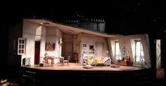 Belleville. Yale Rep - Belleville. Yale Rep. Scenic design by Julia C. Lee. 2011 --- #Theaterkompass #Theater #Theatre #Schauspiel #Tanztheater #Ballett #Oper #Musiktheater #Bühnenbau #Bühnenbild #Scénographie #Bühne #Stage #Set