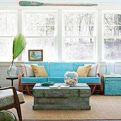 Coastal Style: Beach House Decorating Tips