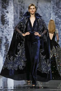 Ziad Nakad Couture Fall Winter 2017 Collection in Paris