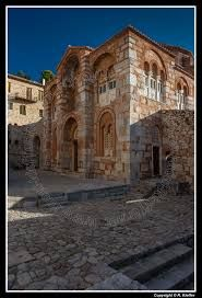 monasterio de Hosios Lukas