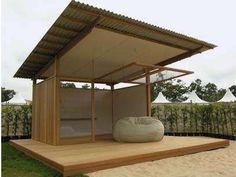 Deck_House: Small, Beautiful Prefab