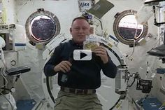 #Thanksgiving In Space - What's On The ISS Menu? | Video
