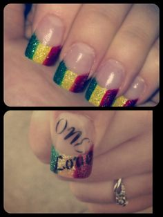 Bob marley nails