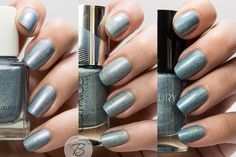 BibbediBabbediBeauty: CATRICE Luxury Lacquers 2015 | Holomania ...again! + Vergleich mit anderen CATRICE Holos