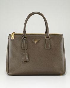 Saffiano Lux Tote Bag by Prada at Neiman Marcus.