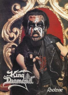 Fuck Yeah King Diamond & Mercyful Fate : Photo