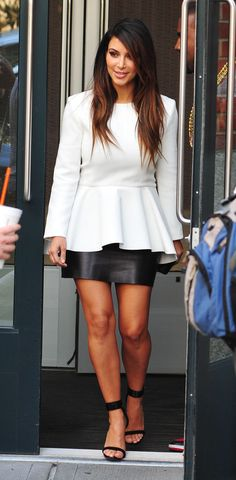 ce30cc1f130 Couple Kim Kardashian and Kanye West head out to the movies in New York City