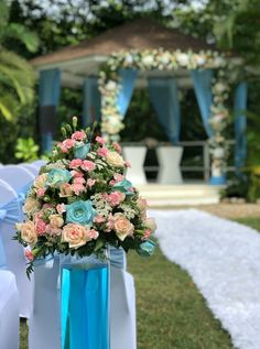 Our wedding coordinators at Sunscape Puerto Plata will help oversee every detail of your special day 💍