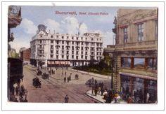 Bucuresti - Hotel Athenee Palace - interbelic