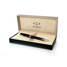 خودکار پارکر مدل سونت چیزل کربن 676000 تومان  Sonnet Precious chizel carbon pen