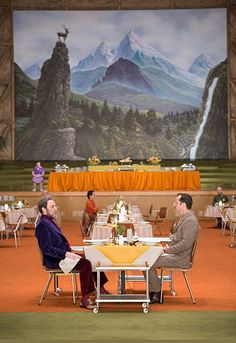 The Grand Budapest Hotel | Wes Anderson. Love Wes Anderson's movies. This is probably his best so far.