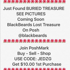 Buried Treasure Just Found. Coming soon Buried Treasure just found by @blackbeards. Coming soon. Vintage Jewelry