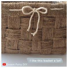 Diy Crafts For Home Decor, Diy Crafts Hacks, Diy Crafts For Gifts, Diy Arts And Crafts, Creative Crafts, Handmade Crafts, Easy Crafts, Handmade Rugs, Twine Crafts