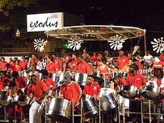exodus panyard trinidad | Exodus Steel Orchestra