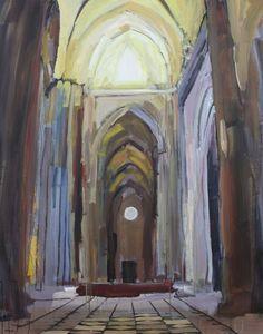 Mercedes Garrido - Síndrome Stendhal Catedral Sevilla. Catedral 5