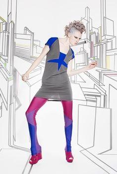 sportives Jerseykleid von Ta-ste jetzt auf nelou.com shoppen. Und 7900 weitere Designs mehr.