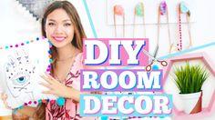 DIY Tumblr Room Decor! Easy & Affordable for Summer!