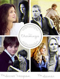 Once Upon A Time - The Charmings