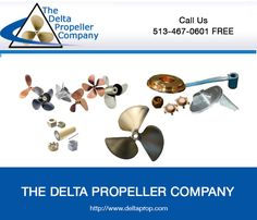 Delta Propeller is a leading provider of new and refurbished boat propellers to the commercial and recreational boating industries around the world. We have more than 40 years of experience in refurbishing propellers of various materials and sizes. Boat Props, Boat Propellers, Props For Sale, 40 Years, Boating, Around The Worlds, Commercial, Type, Ships