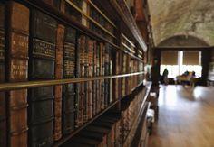 books - Lanhydrock Estate. National Trust (photo Dave Tonkin)