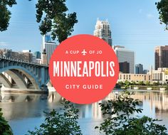 City Guide: Minneapolis // cup of jo