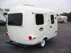 1971 Burro 13' Fiberglass Travel Trailer,