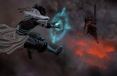 Fantasy - Battle Wallpaper