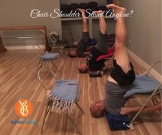 Turn your world upside down.  Join us at Better Living Yoga.